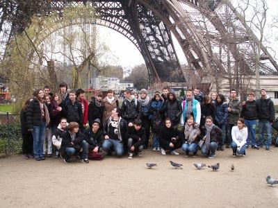 Visites à Paris