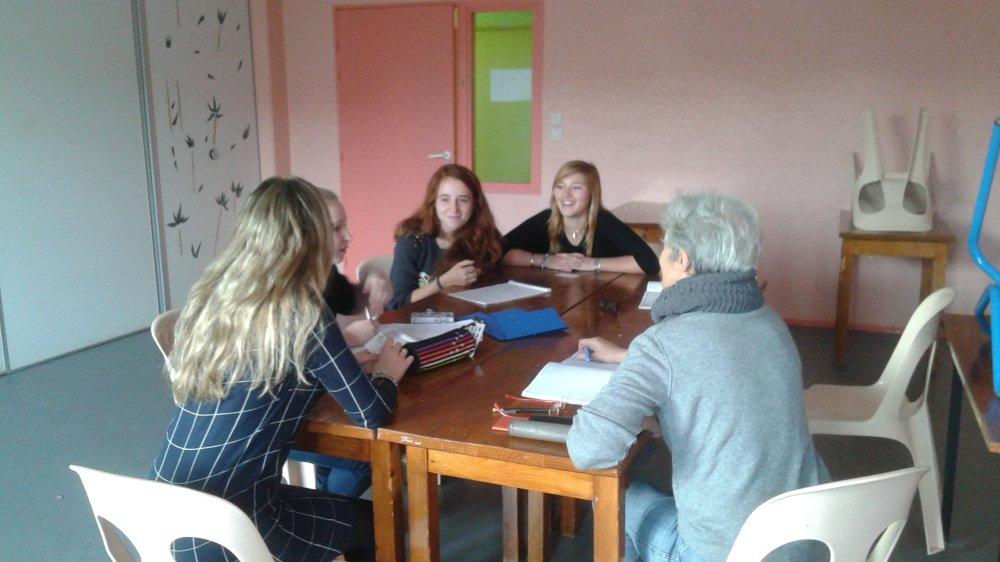 Partenariat avec le refuge de Thiernay