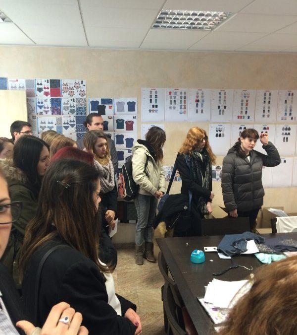 Visite de l'entreprise Textilot-Plus à Varennes-Vauzelles