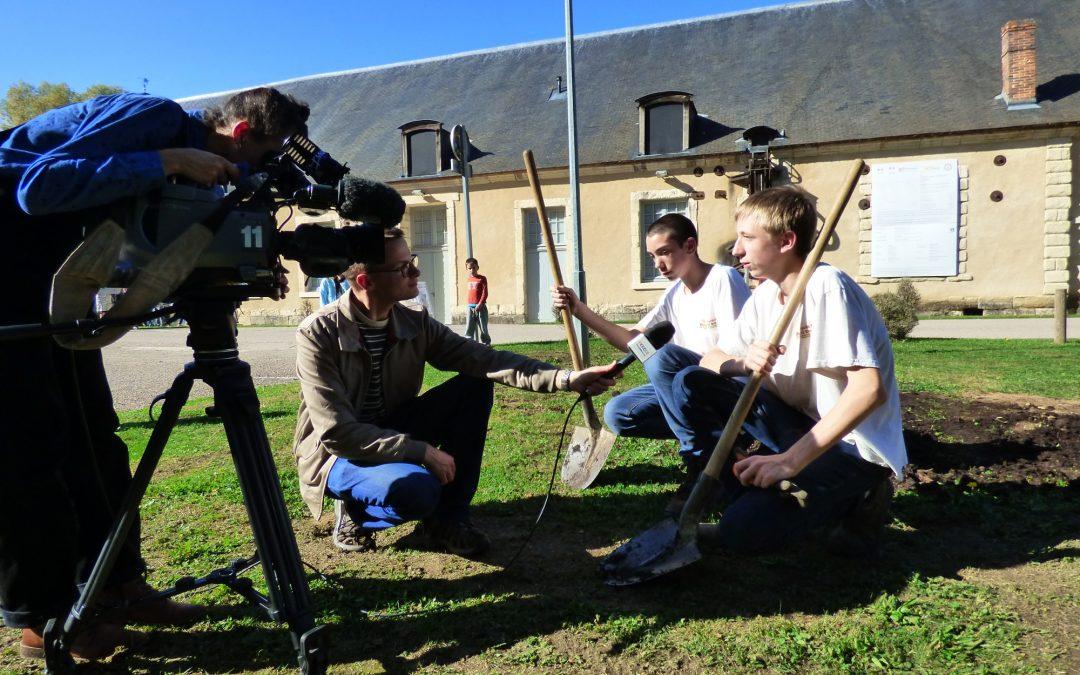 Julien Piron sur France 3