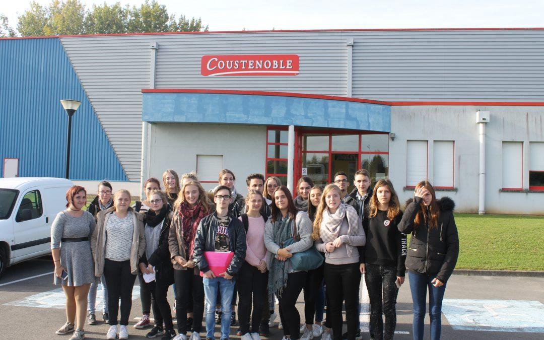 Voyage d'étude dans le Pas-de-Calais pour les Term. TCVA