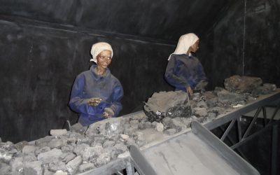 Exposition : Le musée de la mine