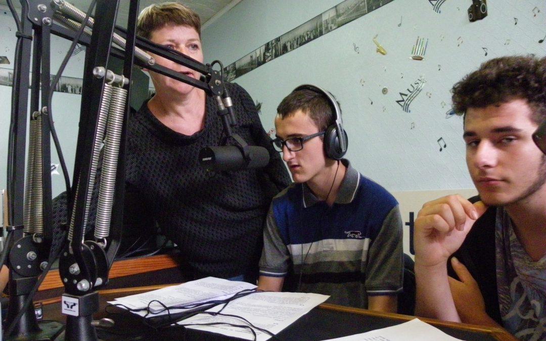 Alexis, Bryan et Maxime sur les ondes de Radio Flotteurs