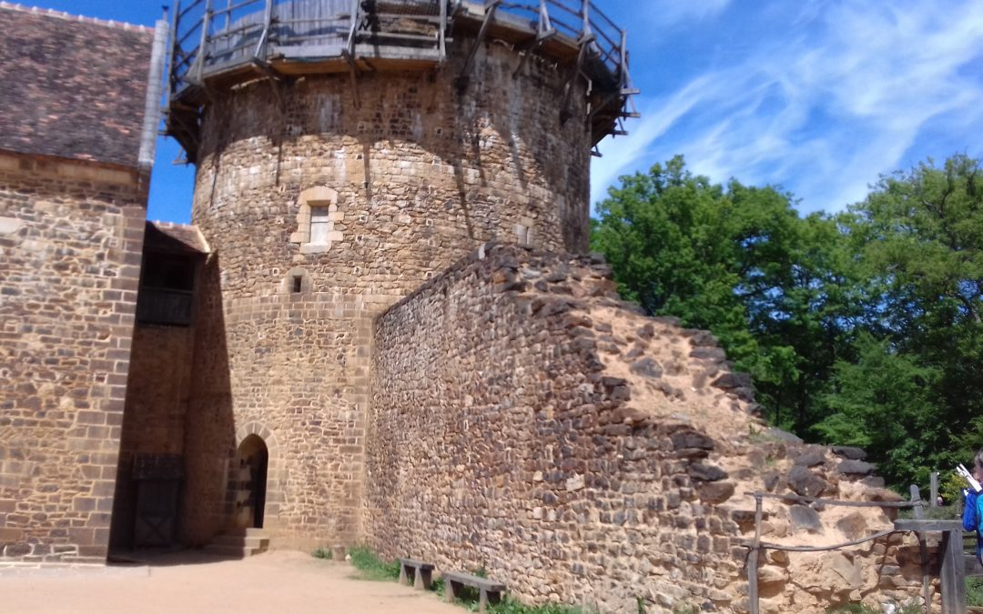 Des châteaux pour raconter l'histoire