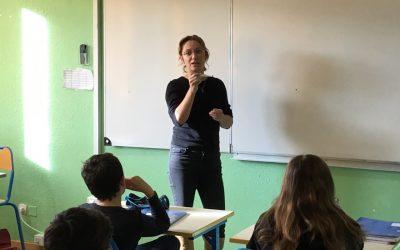 Intervention Amandine FAVROU