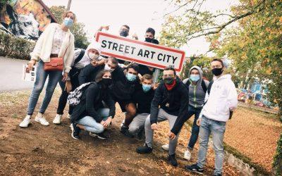 Sortie au Street Art City